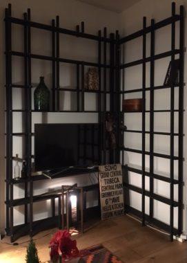 Left part of corner shelf